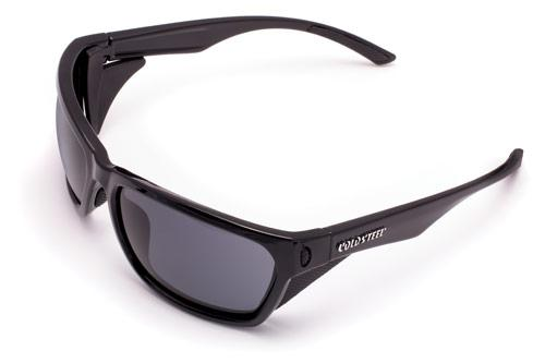 Cold Steel Knives Battle Shades Mark III, Gloss Black Frame, Gray Lens