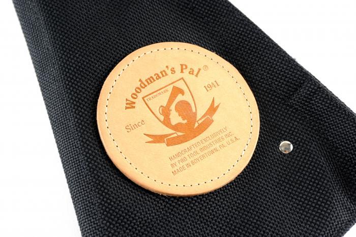 Woodman's Pal Premium Plus Machete with Cordura Sheath and Honing Stone,284-NS