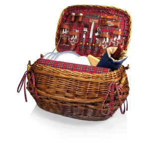 Romantic Picnic Baskets by Picnic Time Family of Brands