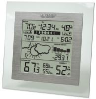 La Crosse Technology Wireless Weather Station w/ Forecast and Clear Frame