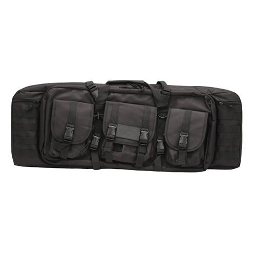 NcStar Double Carbine Case/Black/36 In