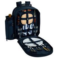 Picnic at Ascot Bold Chevron Picnic Backpack for 2