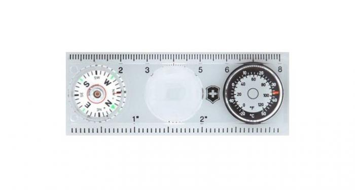 Victorinox Compass / Ruler - Magnifying Glass, Thermometer