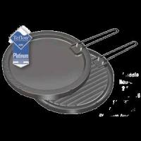 "Magma 2 Sided Non-Stick Griddle 11-1/2"" Round"