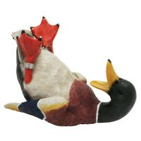 Rivers Edge Products Duck Wine Bottle Holder