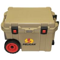 45 Quart WheeledElite Cooler, Tan