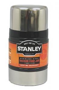 Stanley Vacuum Food Jar, 17 Ounce, Black