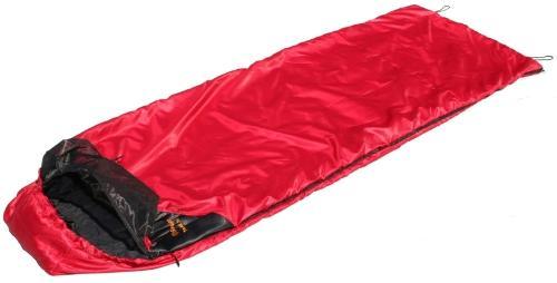 SnugPak Travelpak Traveller Red LH Zip
