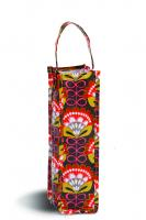 Picnic Plus Moxie Wine Tote - Orange Martini
