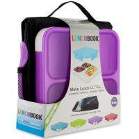 Smart Planet Purple Ultra Thin Lunchbook