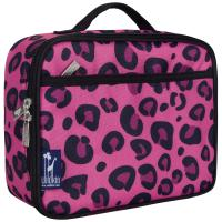 Olive Kids Pink Leopard Lunch Box