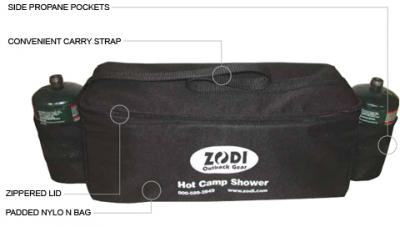 Zodi Small Padded Gear Bag