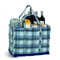 Picnic Plus Moxie Family Tote, Varsity Plaid