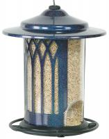 Homestead Garden Arch Blue Stardust Bird Feeder