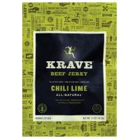 Krave 1.5 Oz Chil Lime Beef