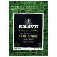 Krave 1.5 Oz Citrus Turkey