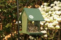 Rubicon Hopper Bird Feeder-Green