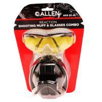 Reaction Shooting Muff & Glasses Combo