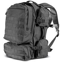 Kilimanjaro Operator Modular Assault Pack, Black