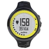 Suunto M5 Women's Training Watch, Black/Lime