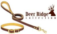Weaver Deer Ridge Leather Collar 1 In X 23 In