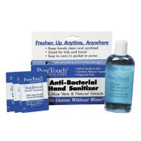 Pure Touch Anti-Bacterial Gel 4 Oz