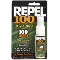 Repel 100 Pump Insect Repellent 100% Deet 1 Oz