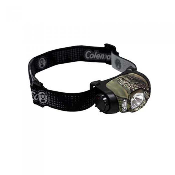 Coleman Multi Color LED Headlamp - RealTree AP Camo