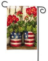Magnet Works Glory Garden, Garden Flag