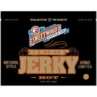 Sweetwood Cattle Sweetwood Hot Beef Jerky