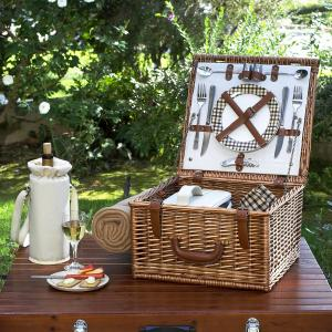 Romantic Picnic Baskets by Picnic at Ascot