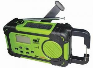 Weather/Outdoor Radios by Max Burton