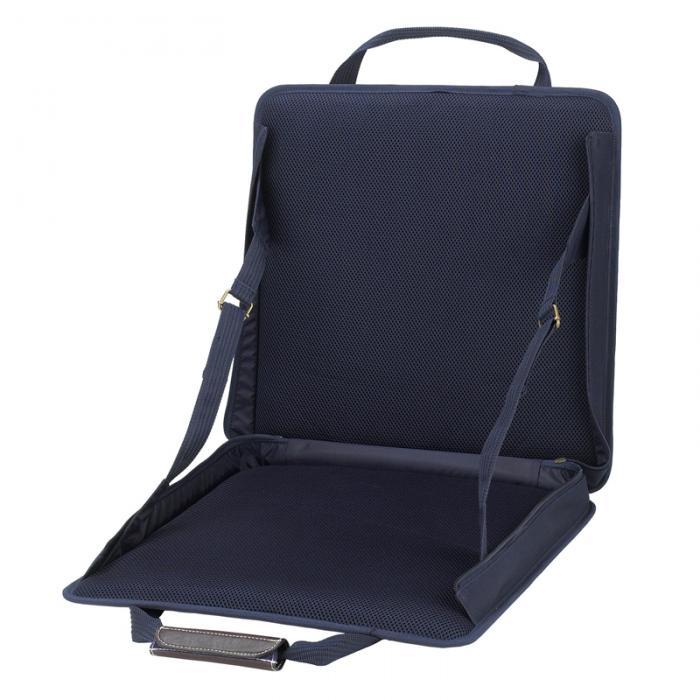 Picnic at Ascot Portable Adjustable Reclining Seat - Navy