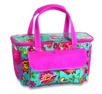 Picnic Plus Avanti Cooler Tote - Madeline Turquoise