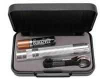 MagLite LED Solitaire 1AAA Flashlight Silver
