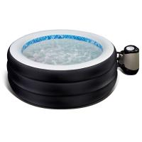Avenli JL017330NN Four Person Spa Prolong Inflatable Hot Tub by JiLong Plastic Products