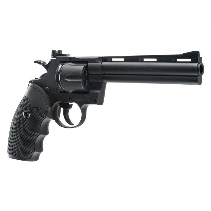 "Colt 6"" Python .177 Polymer - Steel BB"
