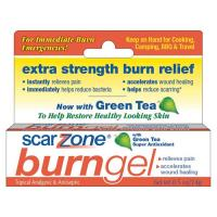 Scar Zone Burn Gel