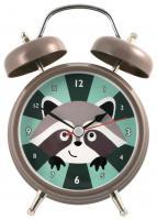 Streamline Raccoon Animal Sound Alarm Clock