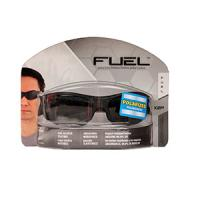 Fuel X2P HP Safety Eyewear, Blk,Plrzd Gry