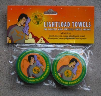 Lightload Towel Lightload Mini, 2 Pack