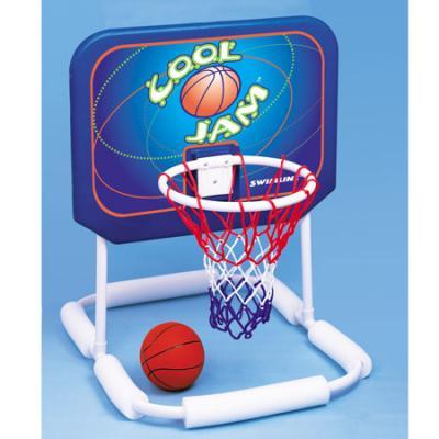 Swimline Cool Jam Floating Basketball Game
