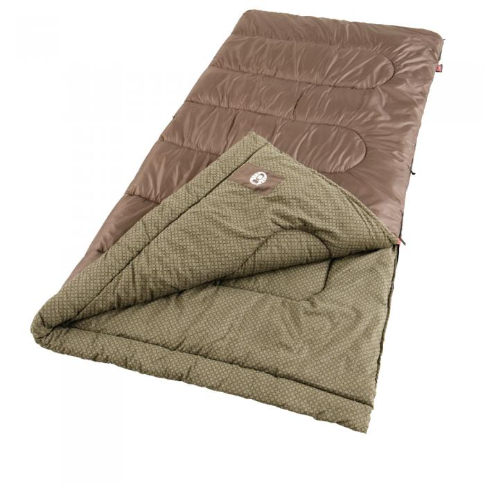 Coleman Sleeping Bag - 39*81 Coltherm Insulation-Oak Point