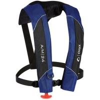 Onyx Outdoor A/M-24 Blue Auto/Man Inflate L