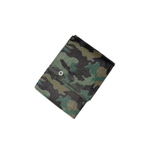 Texsport Tarp, PE 8' x 10' Shelf Pack Camouflage