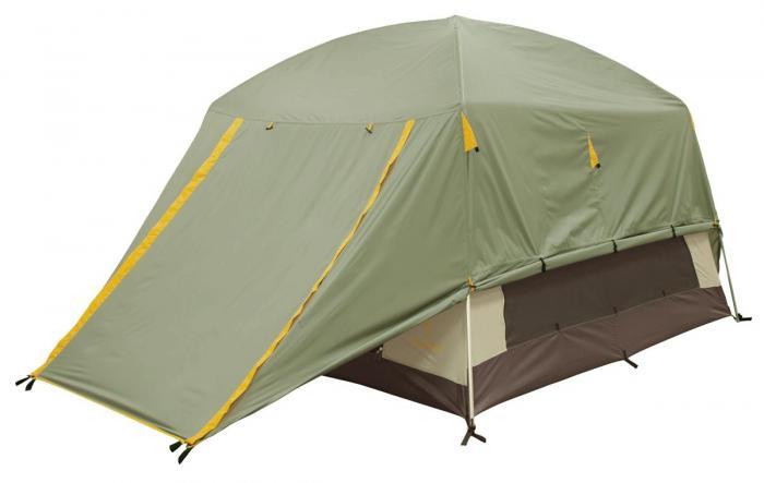 Browning Camping Glacier 4 - Aluminum - Grey/Gold