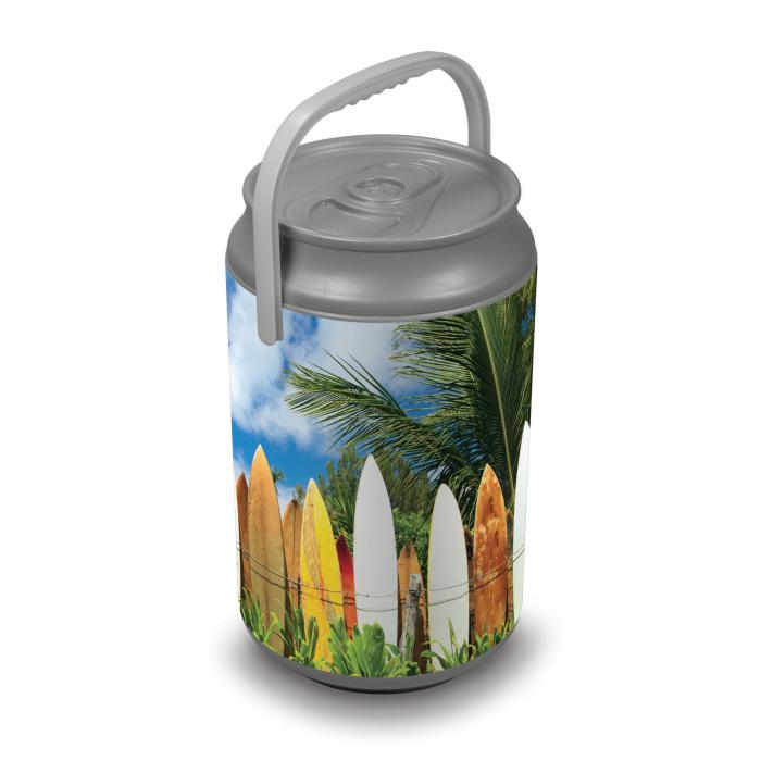 Picnic Time Extra Large Insulated Mega Can Cooler, Surfboard Can