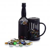 Picnic Plus Beer Mug Cork Caddy