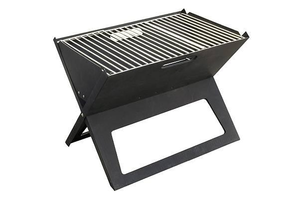 Fire Sense HotSpot Notebook Charcoal BBQ Grill