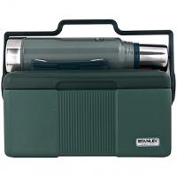 Stanley Combo Classic Cooler/Bottle Grn